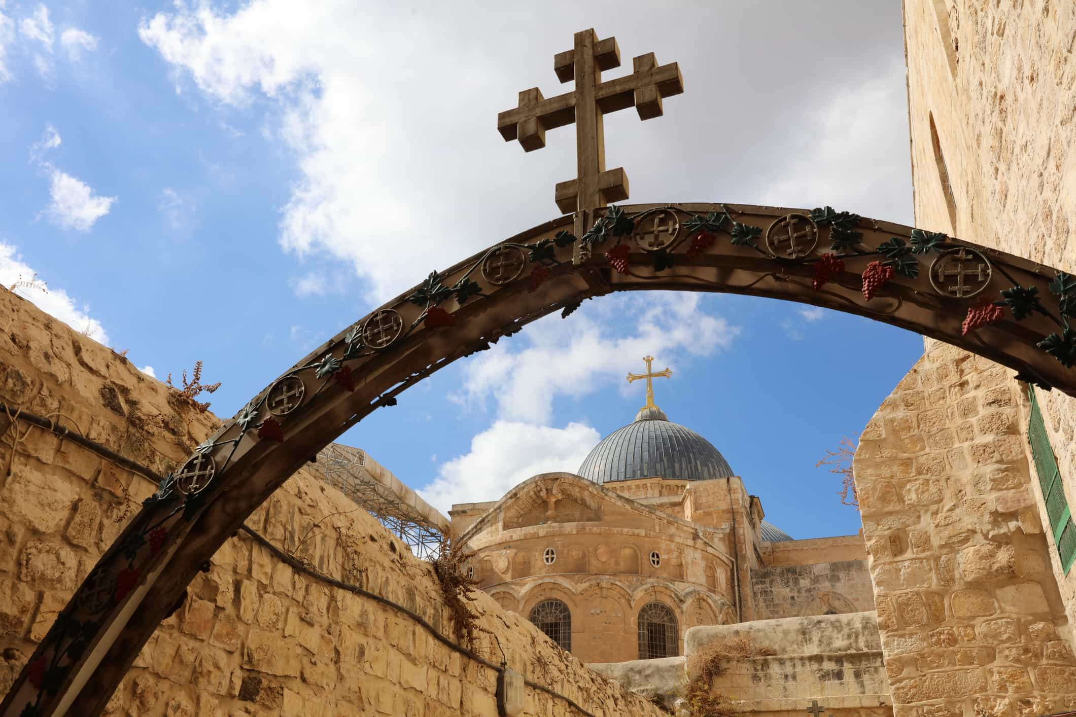 A Pilgrimage to the Holy Land With Fr. Michael J. Anthony ...